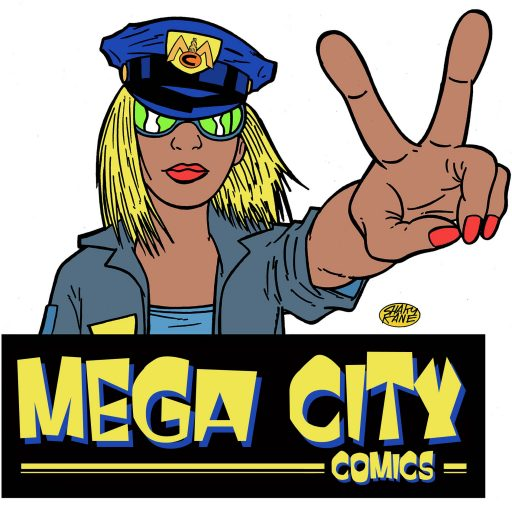 Mega City Comics